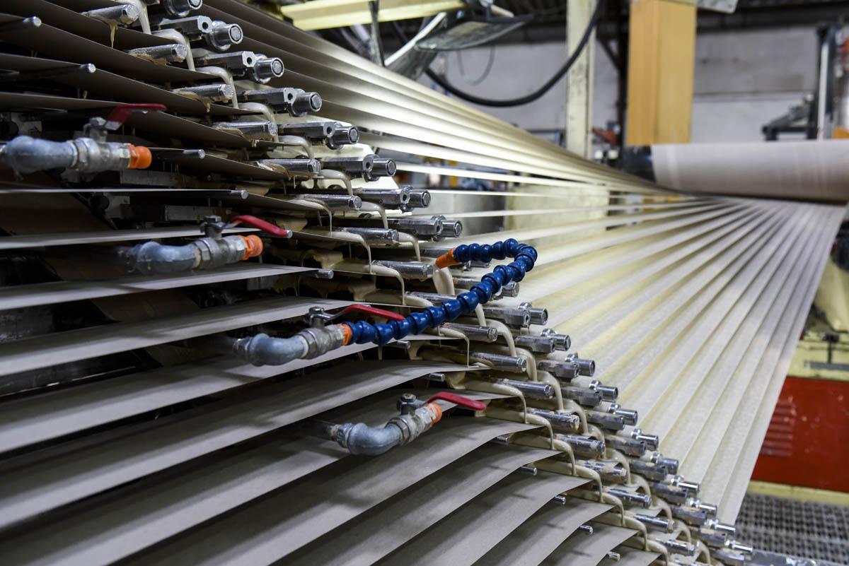 Fabrication tubes cartons