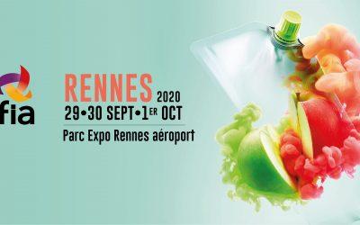 Allpack Tupack sera présent au CFIA de Rennes le 29, 30 septembre & 1 octobre 2020 au Parc des Expo Rennes Aéroport
