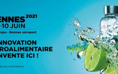 Allpack Tupack sera présent au CFIA de Rennes du 8,9, 10 Juin 2021 au Parc des Expo Rennes Aéroport